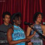 Alexandre, Adrienne et Maeva