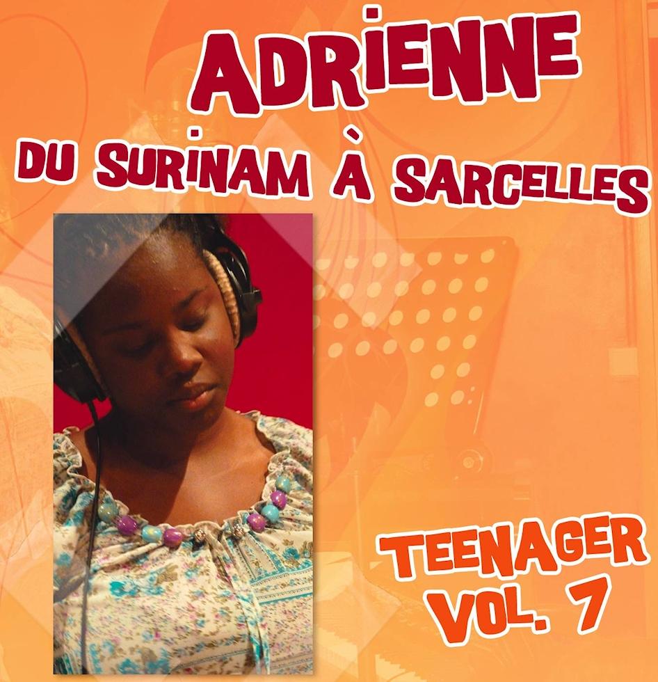 CD n°7 Teenager : Adrienne -1