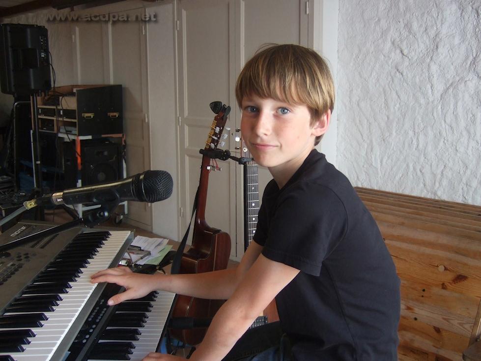 Axel, à Étaule (2010)