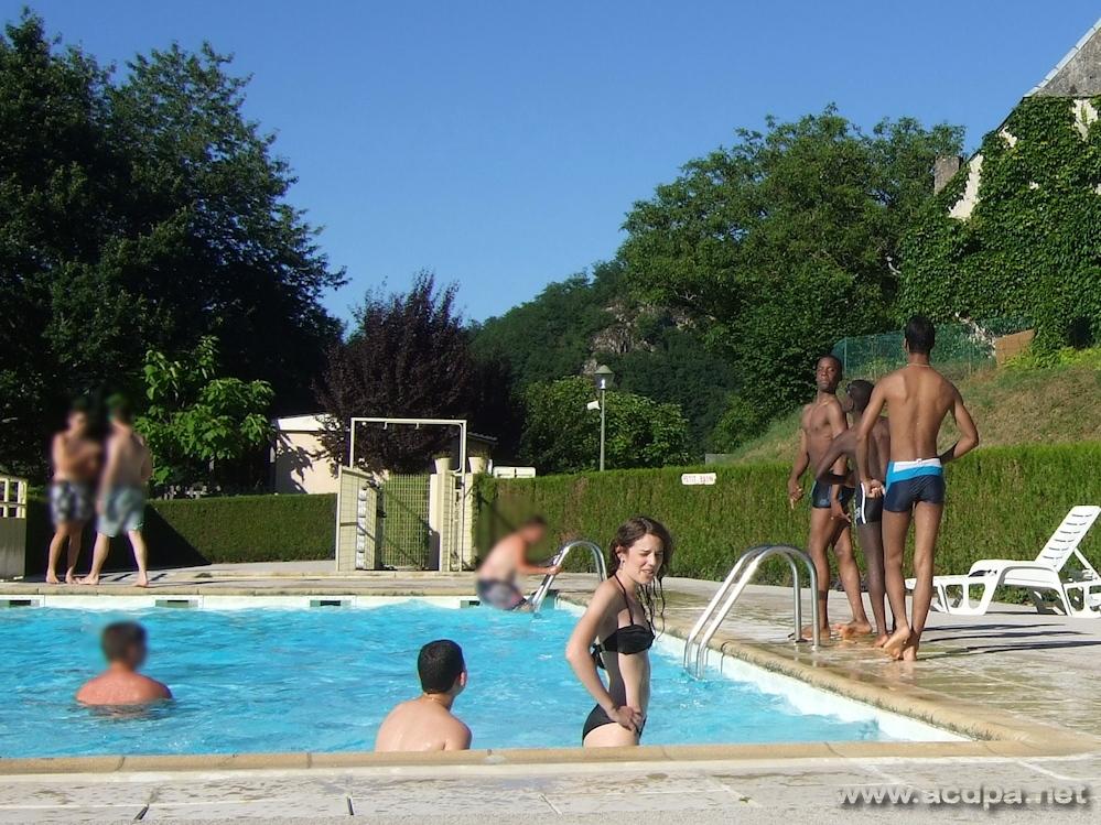 Photos de la tourn e d t 2013 a c d p a teenager for Cash piscine le luc