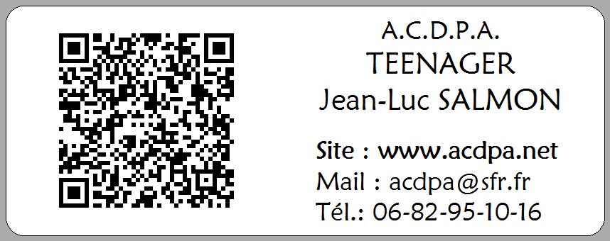 QR Code (Étiquette)