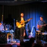 À Ceilhac: Jean-Luc, Alexandre et Arthur