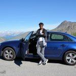 Alexandre: 31 points obtenus pour son permis de conduire le 26 juin. 3500 kilomètres au compteur le 26 août !! (pas mal quand même)