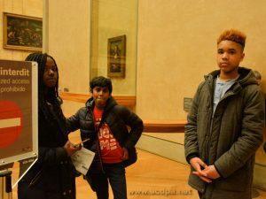 Musée du Louvre : : Loojha, Abimaniou et Isaïa