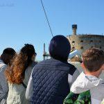 Sortie en catamaran : Fort Boyard