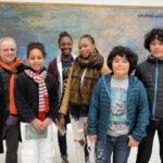 Photos de la sortie aux musées de l'Orangerie et d'Orsay