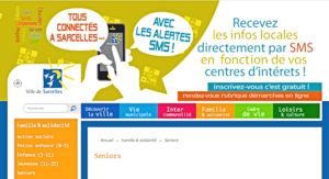 Site Sarcelles / Seniors