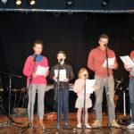 Jean-Luc, Hélène, Antoine, Amélie, Pascal et Magali