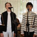 Antoine et Ryan : duo de choc pour «L'autoroute»