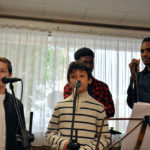 Antoine, Ryan, Mickael et Youssouf