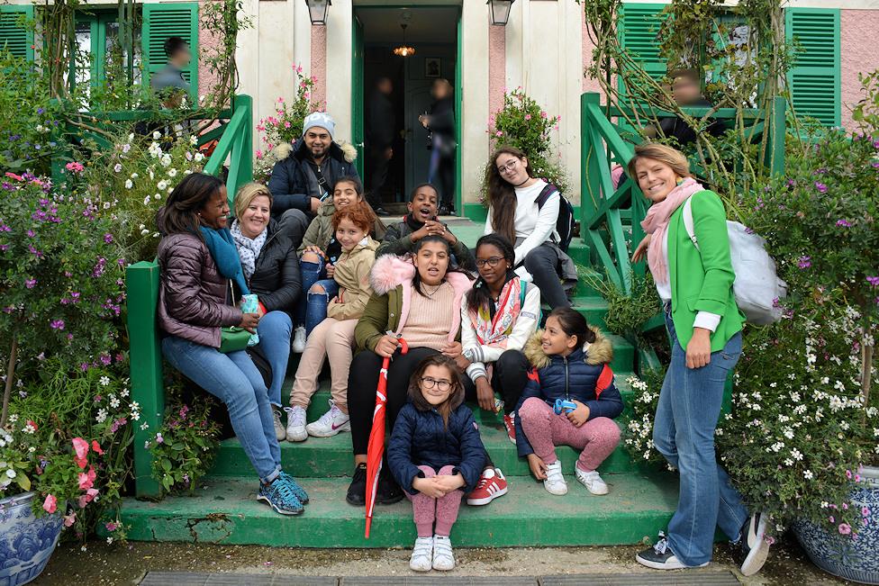 Sortie culturelle à Giverny, le 6 octobre 2019